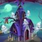 Flopsy, Pająk i Nawiedzony Zamek z Horrorów